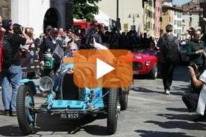 La Mille Miglia compie 90 anni, 695 iscrizioni a edizione 2017
