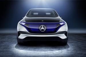 Mercedes accelera sull'elettrico, a Sindelfingen la produzione EQ