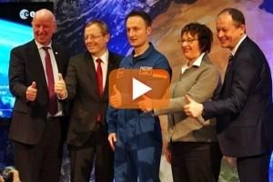 Spazio, l'Esa ha presentato il nuovo astronauta Matthias Maurer