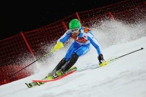 Sci, podio tutto tricolore nello Slalom a Giochi Militari Sochi