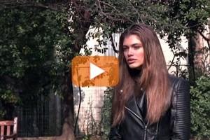"""Valentina, la top model trans che sfila a Milano: """"Io icona LGBT"""""""