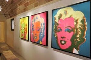 Pop art, a Matera una retrospettiva di Andy Warhol