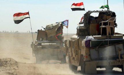 Forze irachene contro Isis, l'aeroporto di Mosul sotto attacco. Jet e droni in azione