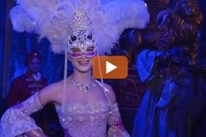 Carnevale di Venezia, Bebe Vio regina del Ballo del Doge