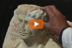 Torneranno in Siria i busti di Palmira restaurati in Italia