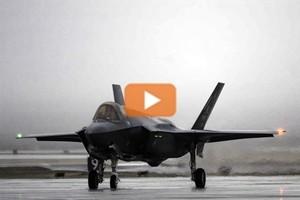 Red flag 2017, l'F-35 domina la scena nei combattimenti aria-aria