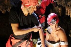 In grotta utilizzato per la prima volta al mondo un metabolimetro
