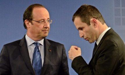 Presidenziali Francia, prove di dialogo tra Hollande e il candidato socialista Hamon