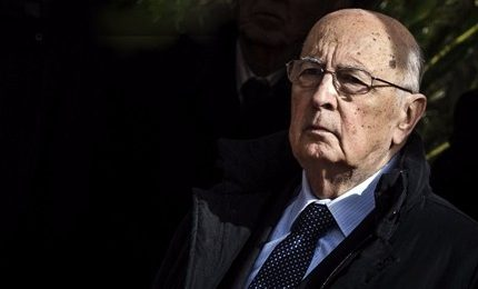 Napolitano dimesso da clinica riabilitazione, torna a casa
