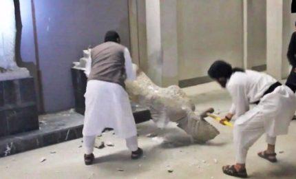 Archeologi iracheni a Londra per salvare patrimonio Mosul. Inizia un'altra battaglia