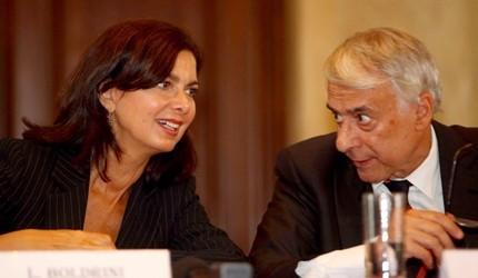 "Sinistra autolesionista: ""Boldrini leader"""
