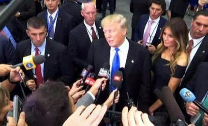 I media in rivolta dopo esclusione della stampa 'nemica' da briefing Trump