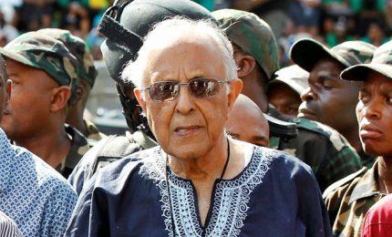 Addio a Ahmed Kathrada, storico compagno di cella di Mandela
