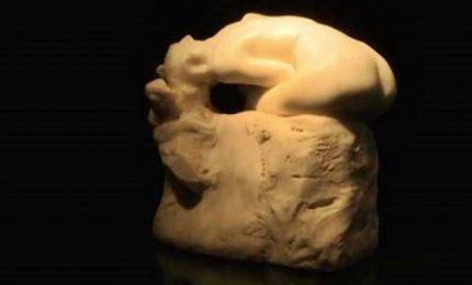 All'asta a Parigi una rara scultura di Rodin