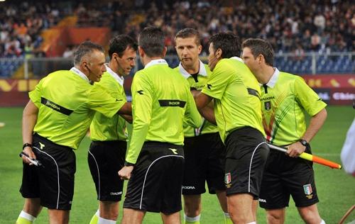 Arbitri: Irrati per Torino-Napoli, Frosinone-Juve a Giacomelli