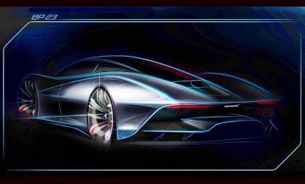 McLaren svela altri dettagli della sua Hyper-GT