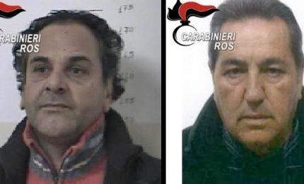 Armi e droga clan Casalesi, due arresti e 28 indagati