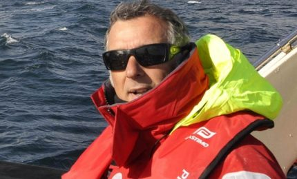 In gommone fino in Brasile, la nuova impresa di Sergio Daì