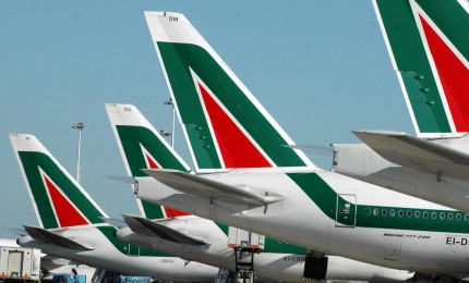 Alitalia, più tempo per esame dossier da AirFrance e Delta