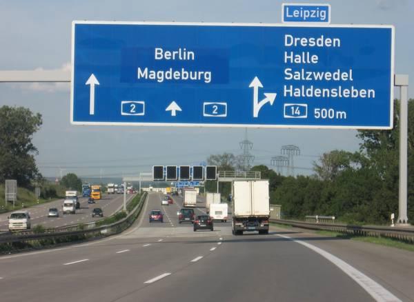 Germania, dal 2019 niente più autostrade gratuite
