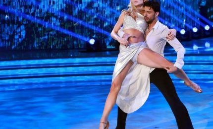 Ballando con le stelle, Nastassja Kinski ed Elio ballerini