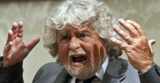 """""""Fuori i partiti dalla Rai"""". E dentro Grillo e i Cinquestelle"""