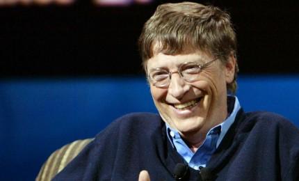 È ancora Bill Gates l'uomo più ricco al mondo secondo Forbes