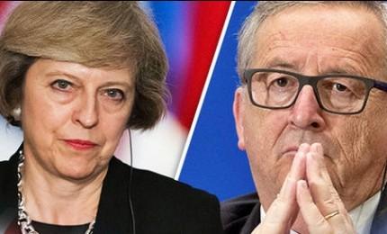 Avviato negoziato di divorzio fra Londra e Ue. Per Gran Bretagna strada già in salita