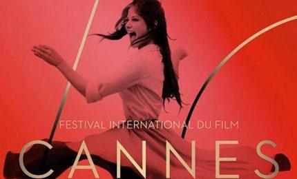 Claudia Cardinale, omaggio sul manifesto ufficiale di Cannes 70