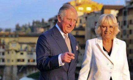 Carlo e Camilla a Firenze. Lunedì sindaco consegna Chiavi città