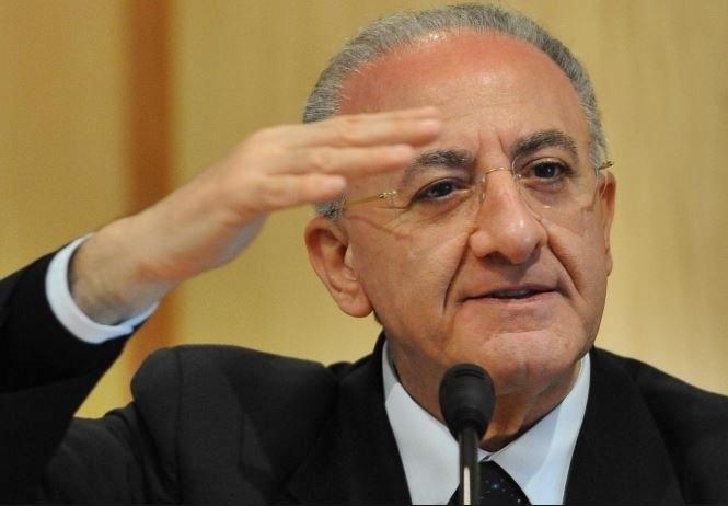 Pd: De Luca resta nostro candidato in Campania, confronto con M5S