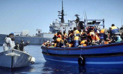 Tre sbarchi a Lampedusa, arrivati 194 migranti