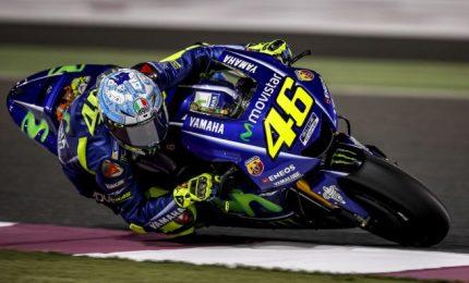 """Qatar, Rossi: """"Non siamo al top, ho bisogno di correre"""""""