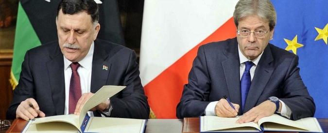 Migranti, è nullo l'accordo firmato da Gentiloni con Libia. Lo ha deciso la Corte d'appello di Tripoli