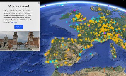 """Google reinventa Earth: """"E' il nostro dono al mondo"""""""