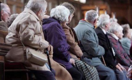 Tra 30 anni un giovane pagherà la pensione a due anziani