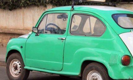 Asmara miniera di Fiat 600 d'epoca, ma è vietato esportarle