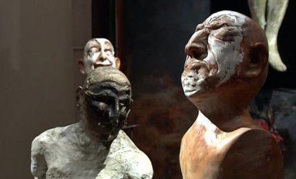 A Napoli installazione Kokocinski, una mostra tra vita e opere