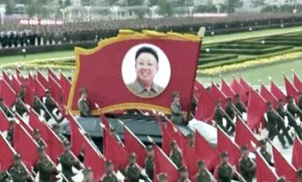 Scatta North Korean Pride: sfilano truppe di Kim