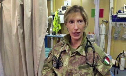 Afghanistan, come operano i medici militari italiani in prima linea