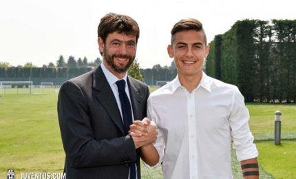 Ufficiale, Dybala rinnova con la Juve fino al 2022