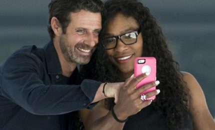 Serena Williams presto mamma, tornerà nel 2018
