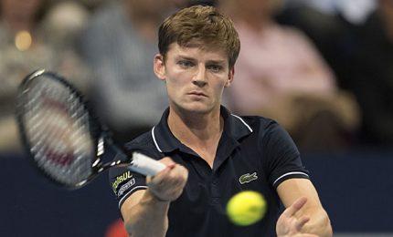Coppa Davis, Lorenzi cede a Goffin. Belgio in semifinale