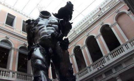 I tesori di Damien Hirst, a Venezia naufraga l'incredulità