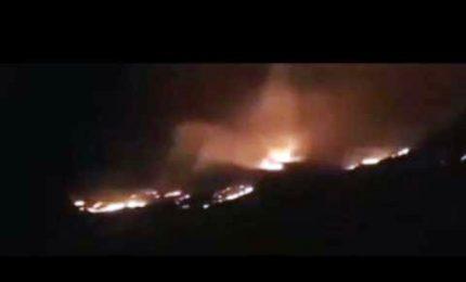 Il presunto video dell'attacco Usa in Siria, girato dai ribelli