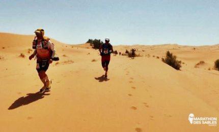 La 32esima Marathon des Sables, la corsa più faticosa al mondo