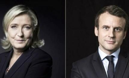 Macron e Le Pen in testa sondaggi. Domenica alle urne per primo turno