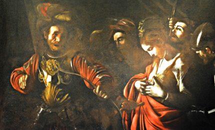 'Martirio Sant'Orsola' di Caravaggio da Napoli a New York