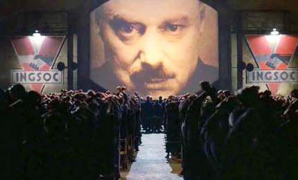 """""""1984"""" di Orwell torna nelle sale cinematografiche contro Trump"""