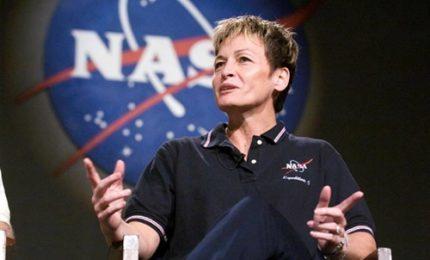 L'astronauta Nasa Peggy Whitson resterà sull'Iss tre mesi in più
